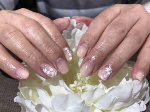 定番人気の桜デザイン