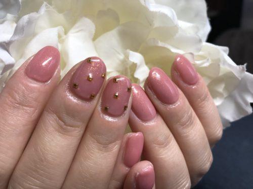 人気のピンクカラー