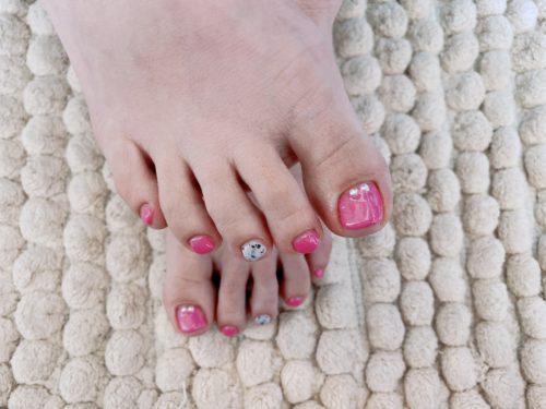 新色ピンク人気です!
