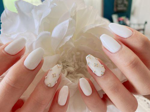白が好き!